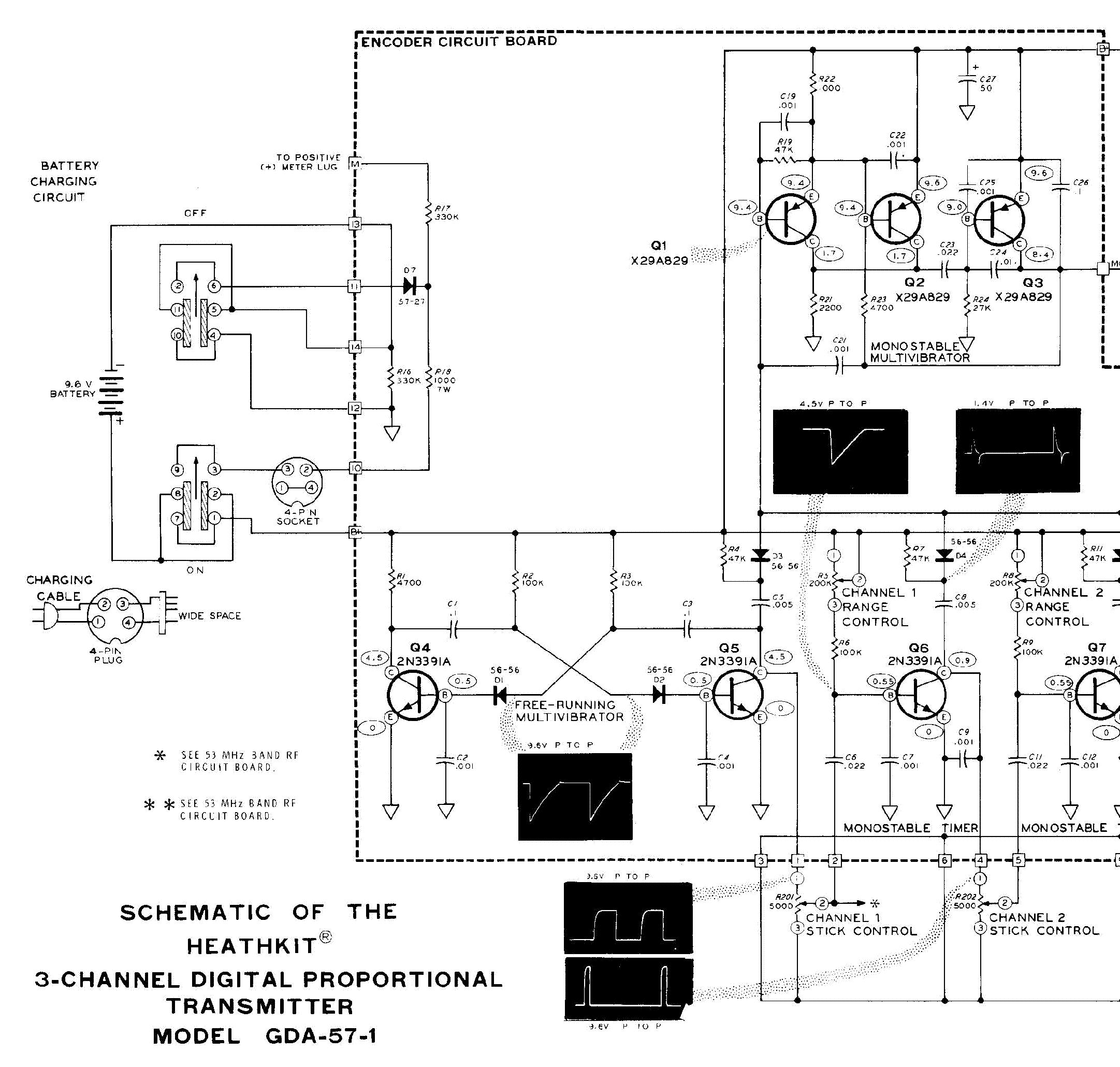 Heathkit Hd Active Antenna Sch Service Manual Free