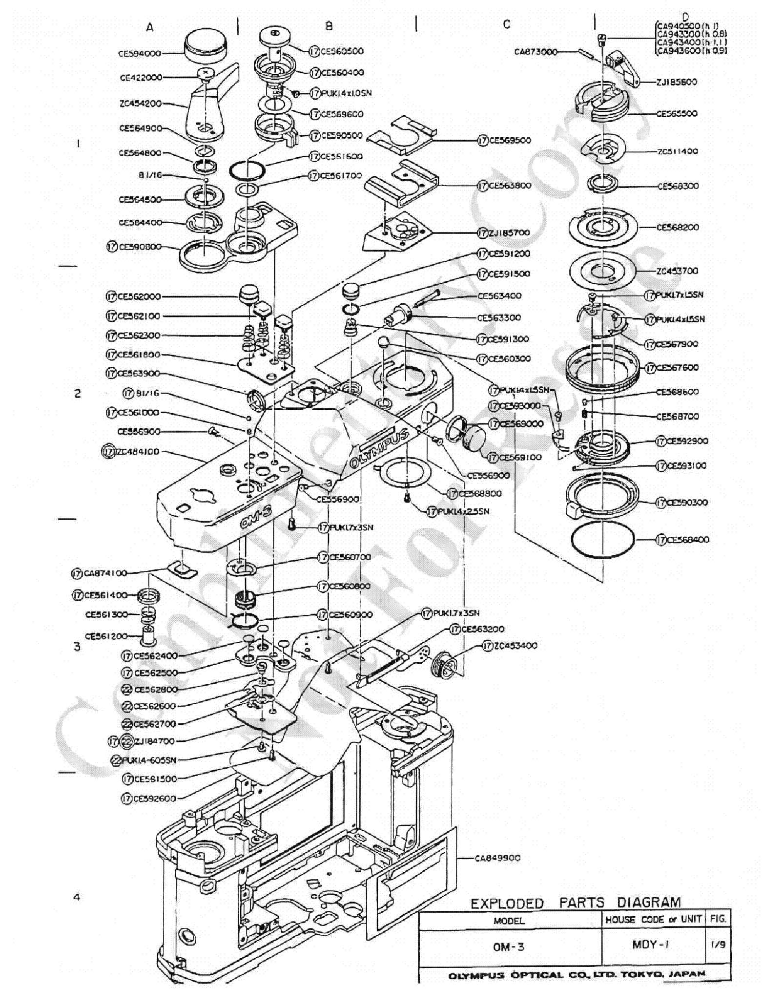 Pin Exploded Parts Diagram Link