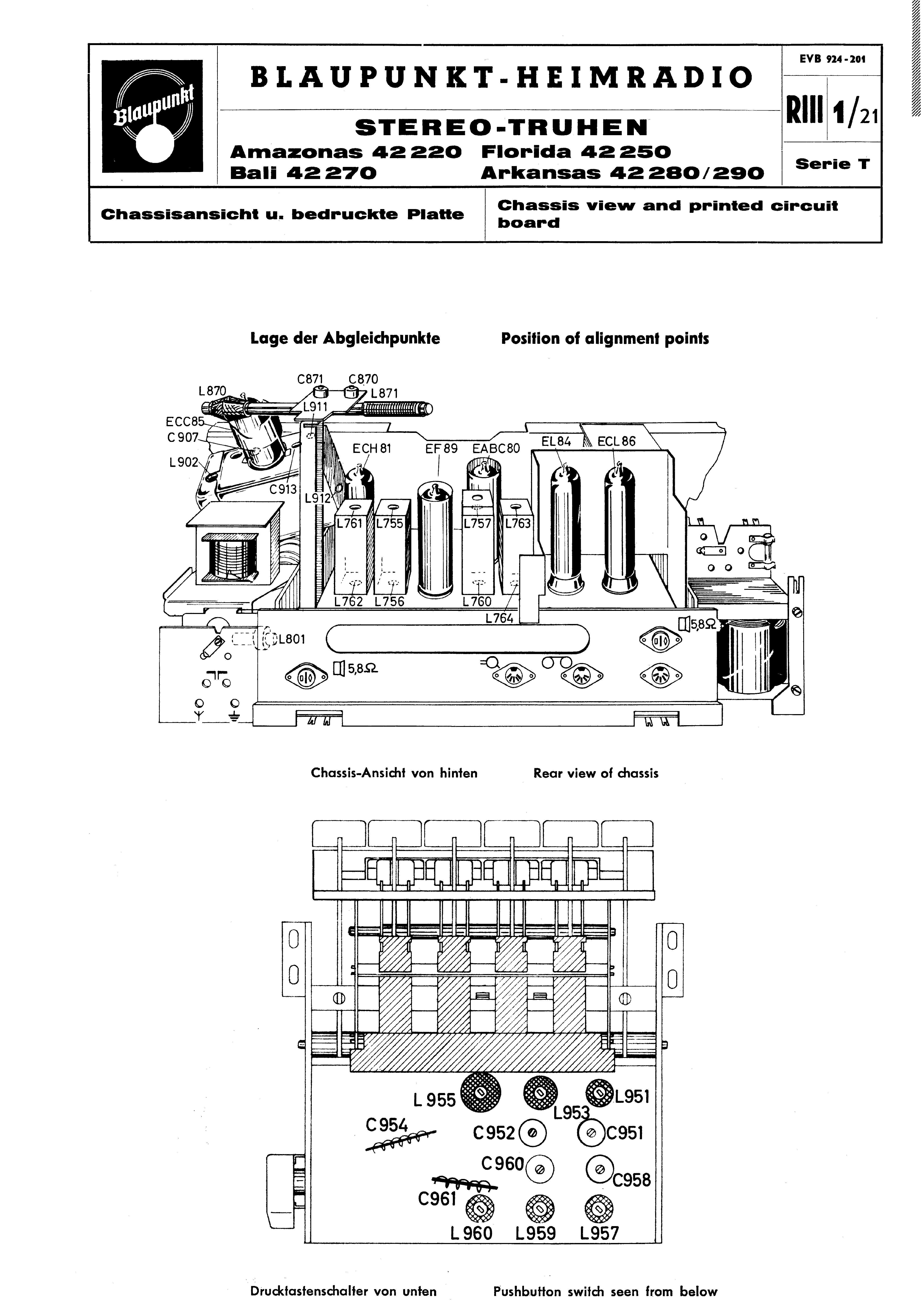 Blaupunkt Radio Manual