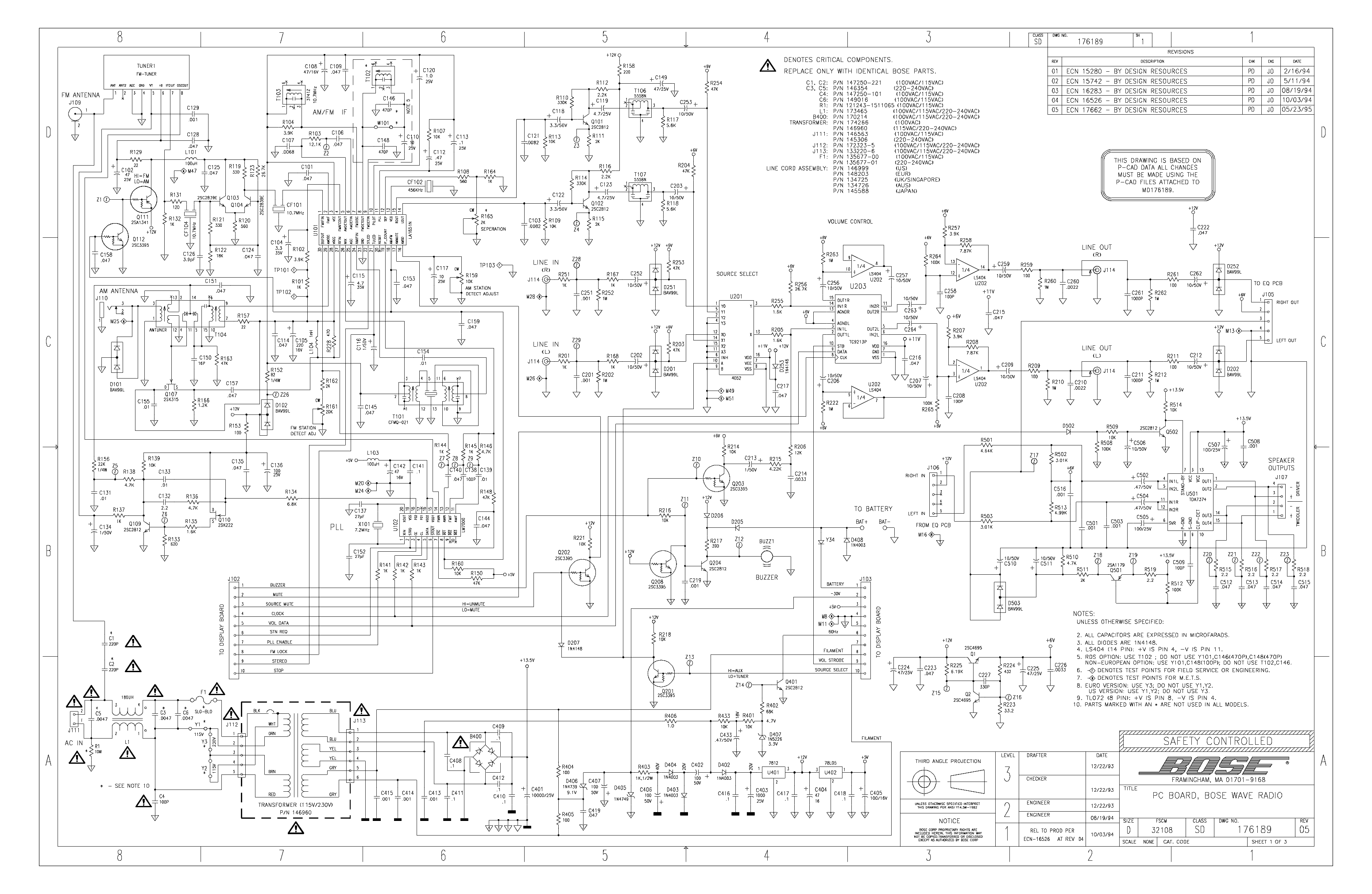 Pa System Wiring Schematic