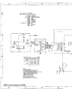 BOSEWAVERADIO SCH 255470 Service Manual download