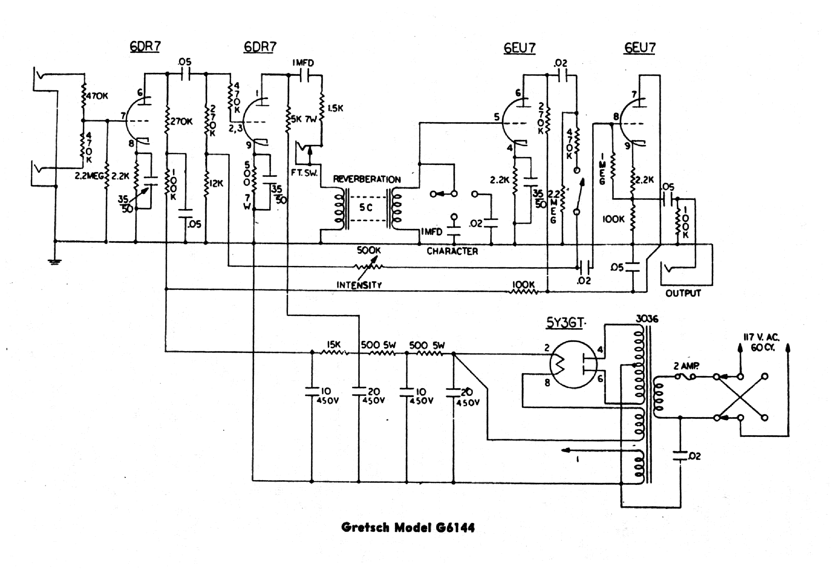 Gretsch Service Manual Download Schematics Eeprom