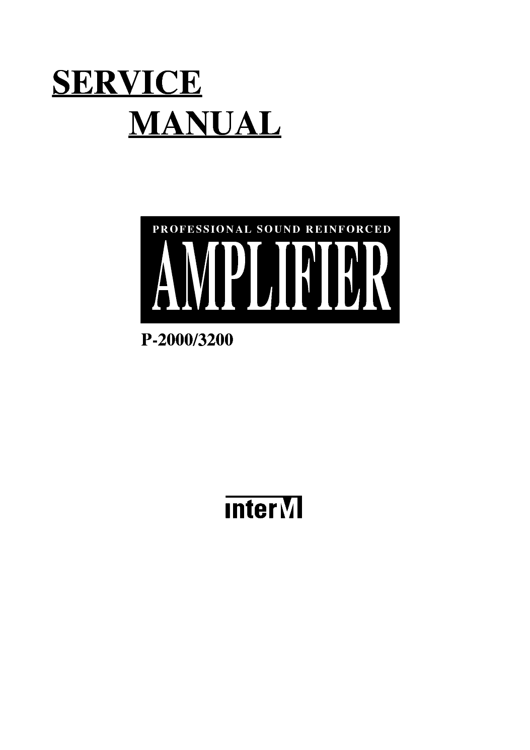 Interm M 500 700 Parts Sch Service Manual Download Schematics Eeprom Repair Info For