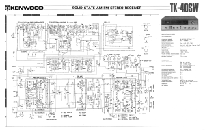 KENWOOD A45 A65 AMPLIFIER Service Manual free download