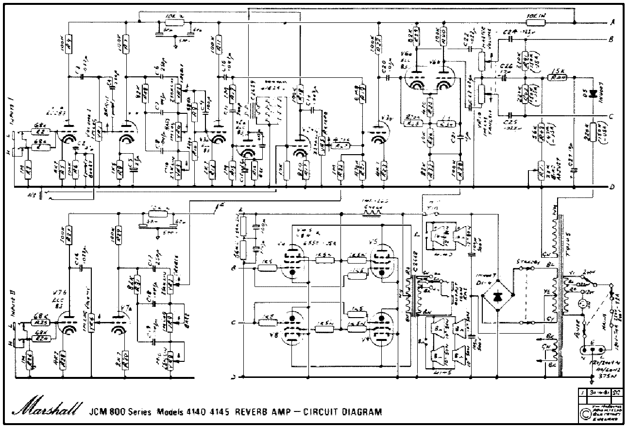 7 Band Equalizer Auto Wires Diagram