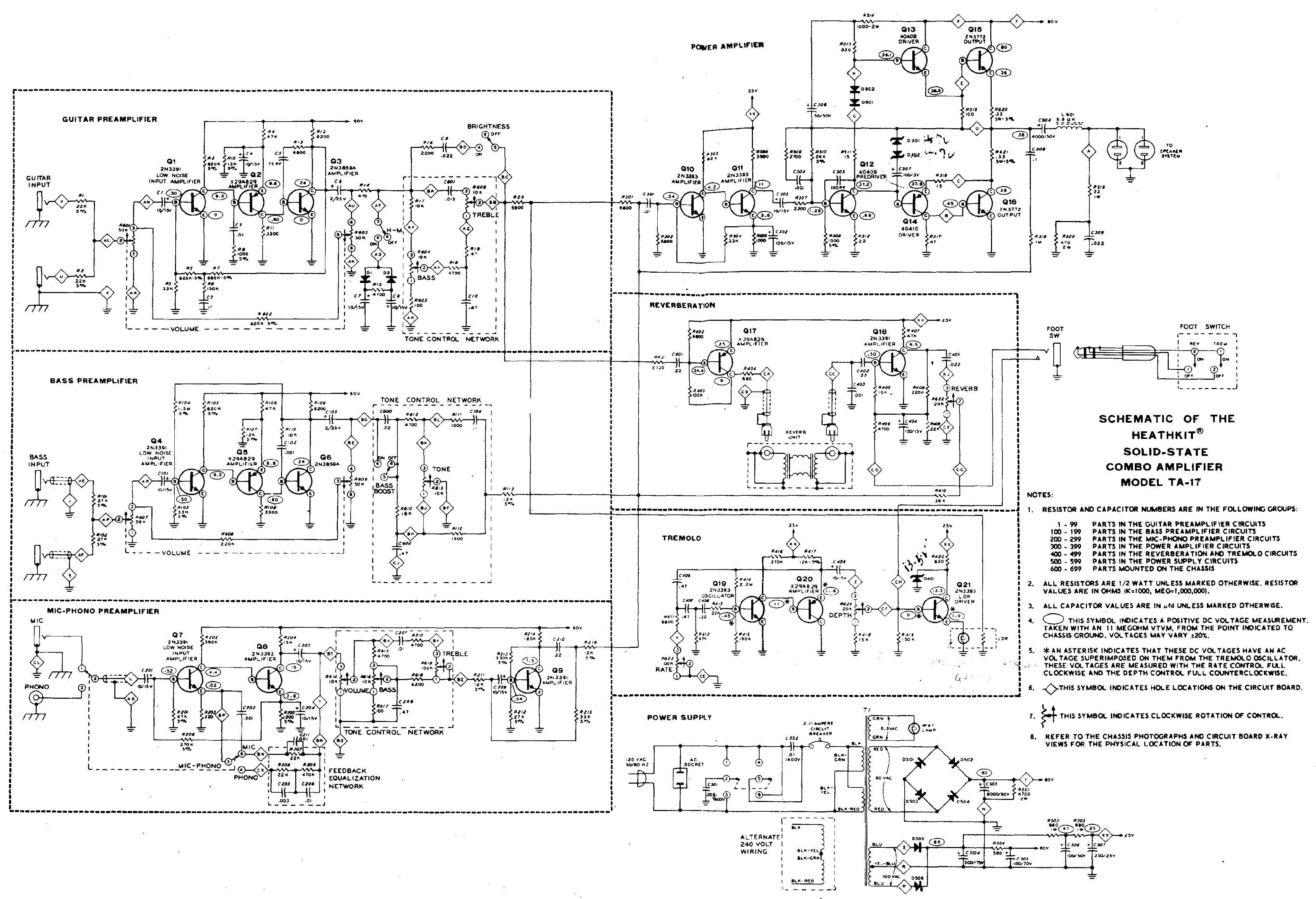 Heathkit Ar 15 Sch2 Service Manual Download Schematics