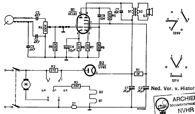 Repair Manual Philips D Portable Radio