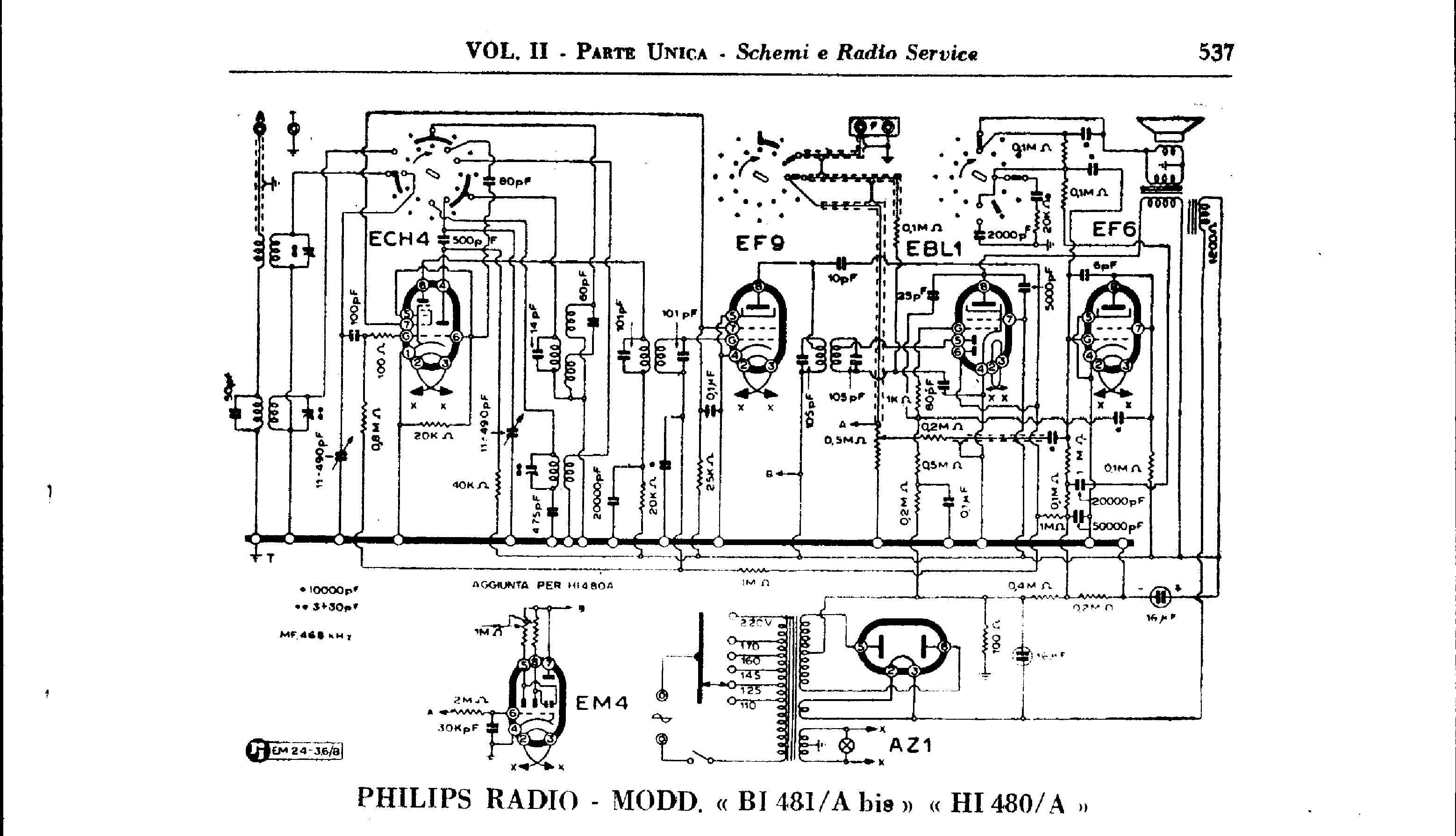 Philips Mfb 22rh541 Service Manual Free Download