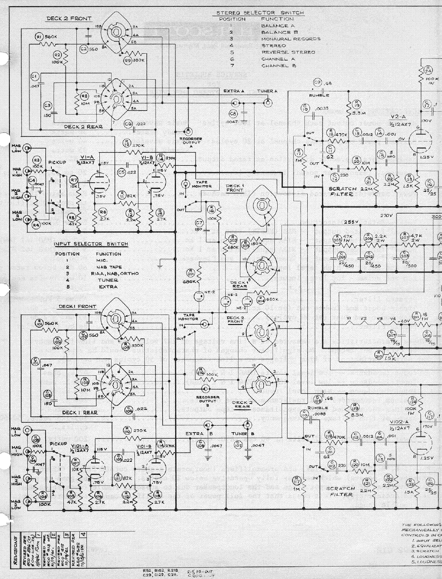 Scott 299c Sch Service Manual Download Schematics Eeprom