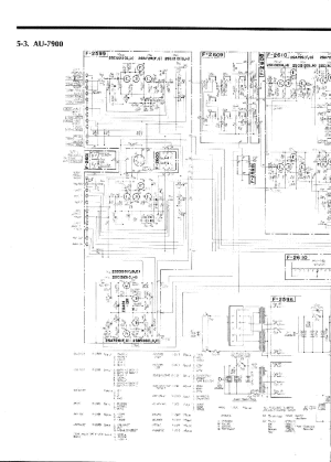 SANSUI AU7900AMPLIFIER Service Manual download
