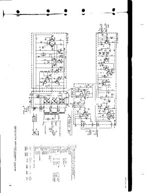 YAMAHA G50112 GUITAR AMPLIFIER SCH Service Manual free