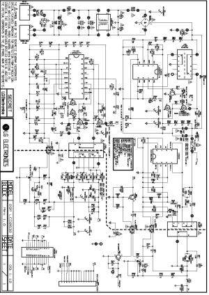 LG 32LH20RCA 09PLCD2632 PSU SCH Service Manual download