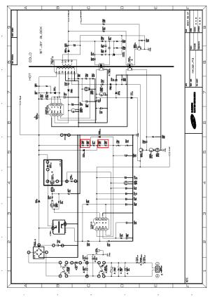 SAMSUNG BN4400191A LCDTV POWER SUPPLY 2007 SCH Service