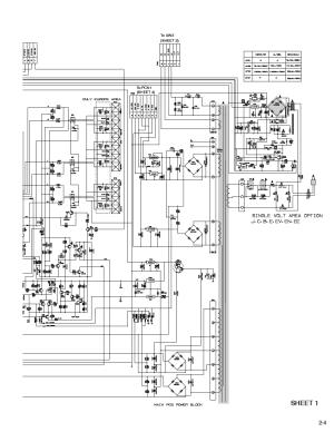 JVC THA25 POWERSUPPLY SCH Service Manual download
