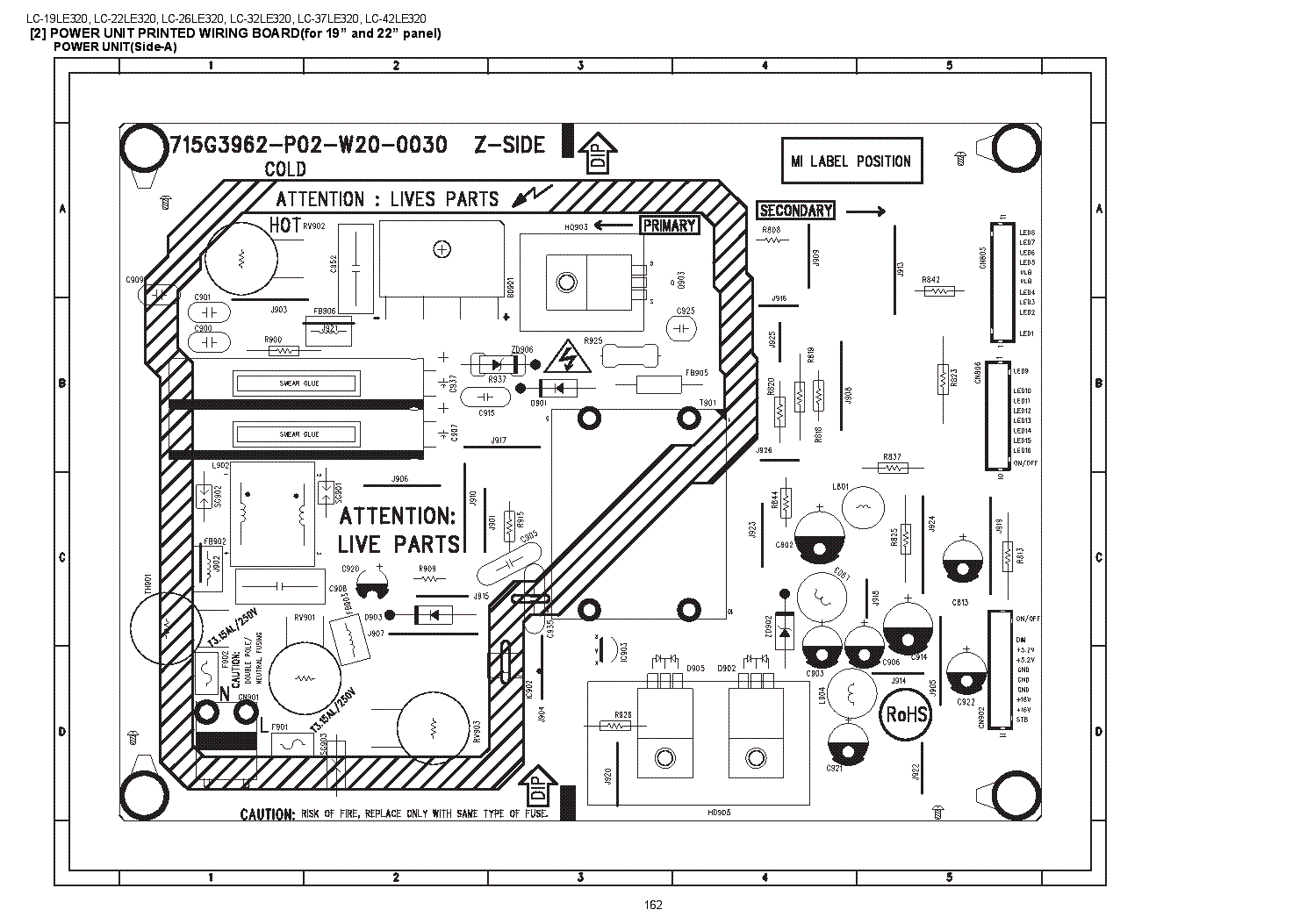 China Jsk 007a Lcd Tv Power Supply Schematic Diagram