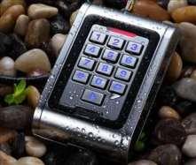 Čitač - šifrator metalni vodootporni K9 - IP68 - Elektro Vukojevic
