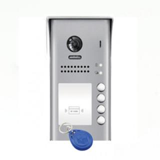 Interfon vanjska pozivna jedinica sa četri tipke IP54 Elektro Vukojevic