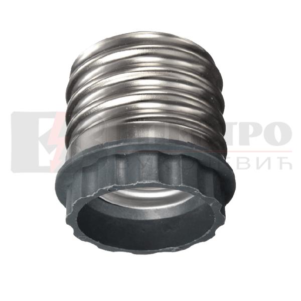Adapter za sijalicno grlo sa E40 na E27