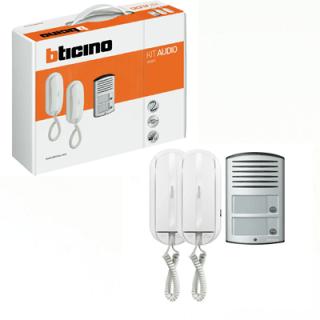 Interfon audio set sa slušalicom za dva korisnika Bticino Elektro Vukojevic