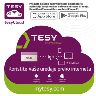 Tesy cloud Elektro Vukojevic