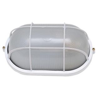Brodska lampa svjetiljka E27 1X100W Bijela Mitea Elektro Vukojevic
