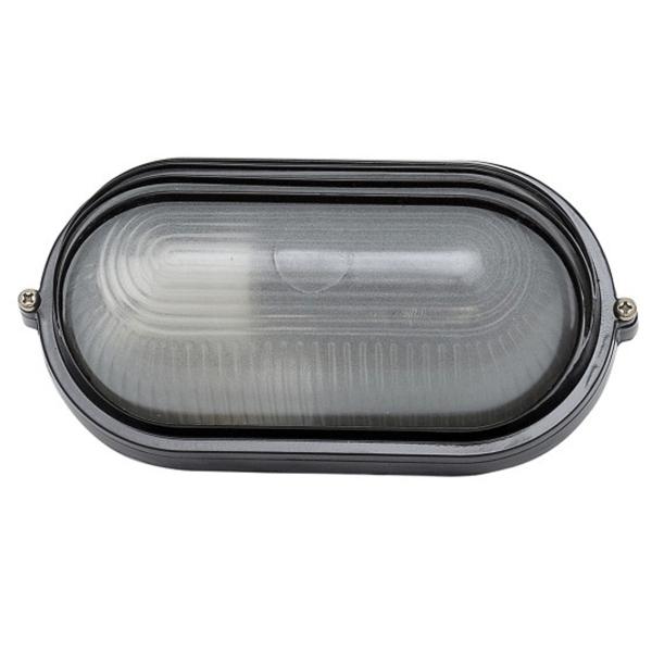 Brodska lampa svjetiljka E27 1X60W 220~240V Crna Mitea Elektro Vukojevic