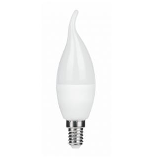 LED eco sijalica E14 7W C37 4000K Deko svijeca Mitea Elektro Vukojevic
