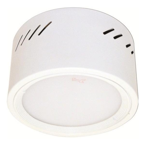 LED nadgradna lampa 12W 6400K okrugla bijela Mitea Elektro Vukojevic