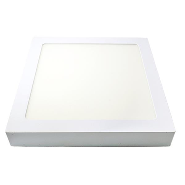 Panel LED 18W nadgradni kvadratni 6400K Mitea Elektro Vukojevic