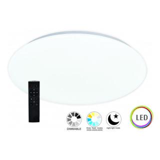 Plafonjera LED 140W 3000-6500K Fi980mm+ daljinski Mitea Elektro Vukojevic