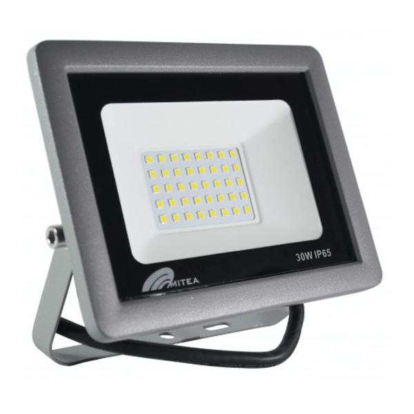 Reflektor LED 30W 6500K 2550lm Sivi Mitea Elektro Vukojevic