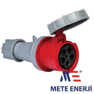 Industrijska utičnica 5-polna 63A IP67 Mete Enerji Elektro Vukojevic