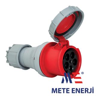 Industrijska utičnica,5-polna 125A Mete Enerji Elektro Vukojevic