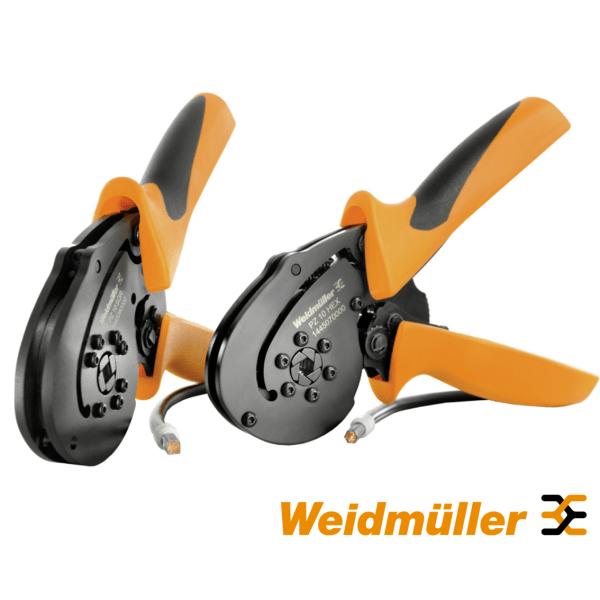Kliješta za presanje hilzni 0,14-10mm2 Weidmuller Elektro Vukojevic
