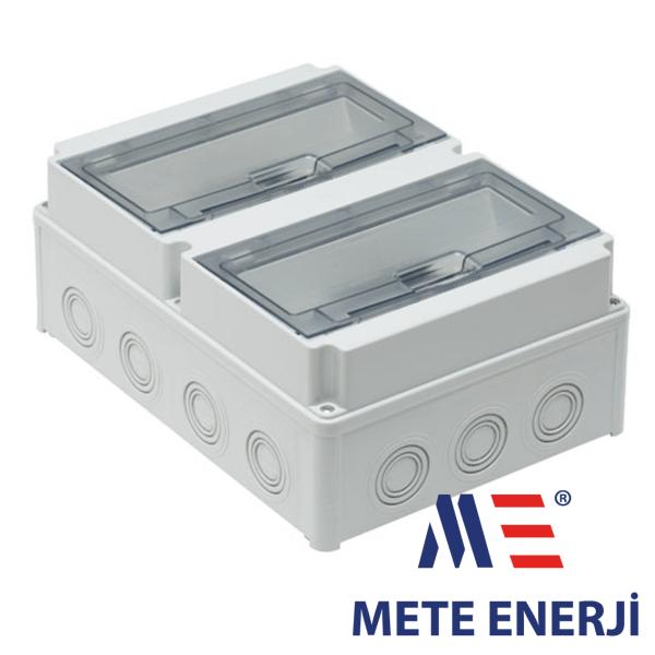 Kutija montažna zidna IP67Mete Enerji Elektro Vukojevic