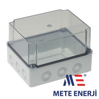 Kutija plastična 190x240x160mm IP67 Mete Enerji Elektro Vukojevic