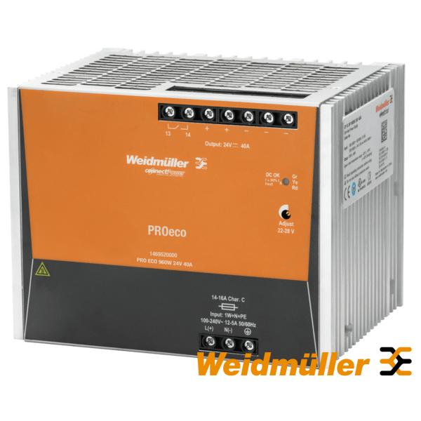 PRO ECO 960W 24V 40A, napojna jedinica Weidmuller Elektro Vukojevic