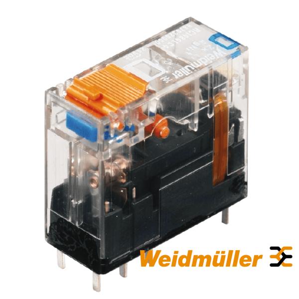 Rele 1CO, 24VDC+LED+diode, 16A, Weidmuller Elektro Vukojevic