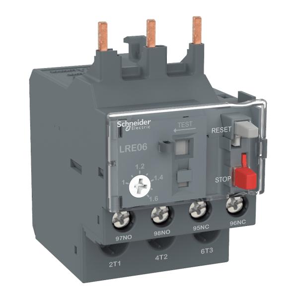 Termički rele (bimetal) 7-10A LRE14 Schneider Electric Elektro Vukojevic