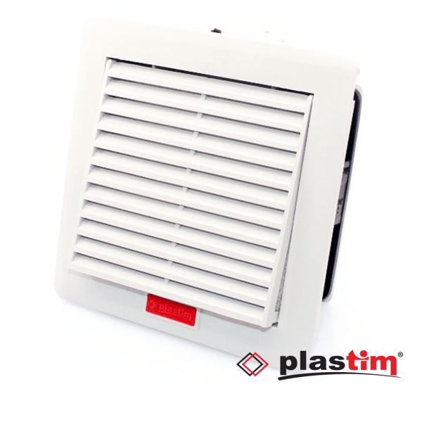 Ventilator 115m3 h, 230V50 60Hz, 326W, IP54 Plastim Elektro Vukojevic