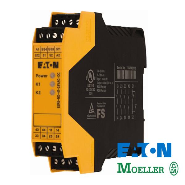 Zaštitni relej ESR5-NO-41-24VAC-DC Eaton-Moeller Elektro Vukojevic