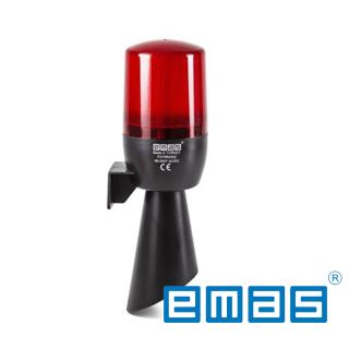Zvucna signalna lampa LED 48-240AC DC EMAS Elektro Vukojevic