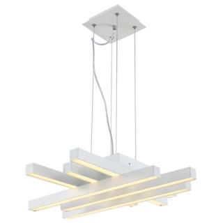 LED Luster 132W HL ASFOR-132 Bijeli Horoz Elektro Vukojevic