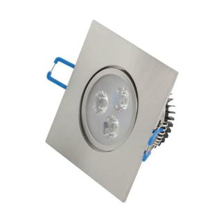 LED Rozetna ugradna svjetiljka 3W HL 672L ELENA-3 Horoz Elektro Vukojevic