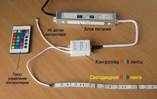 Tasks such as connecting 220 Volt LED strips have different solutions depending on the power of the strips. No power supply is needed for 220 tapes, but you will have to purchase a rectifier controller separately. At lower rated voltage levels, power supplies are usually already equipped with controllers, and rectifiers, and fuses. But the main thing is not to connect led strips with maximum standard lengths in series. This is fraught with the emergence of a fire hazardous situation.