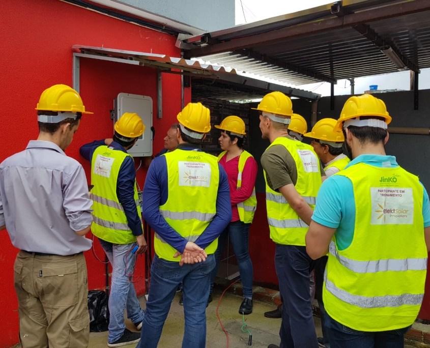 Curso De Aprimoramento Prático Mediúnico: Curso Prático De Instalação De Energia Solar Em Recife/PE