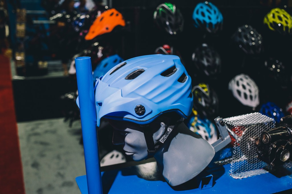 Interbike: Maya helmet from Keli Protectives