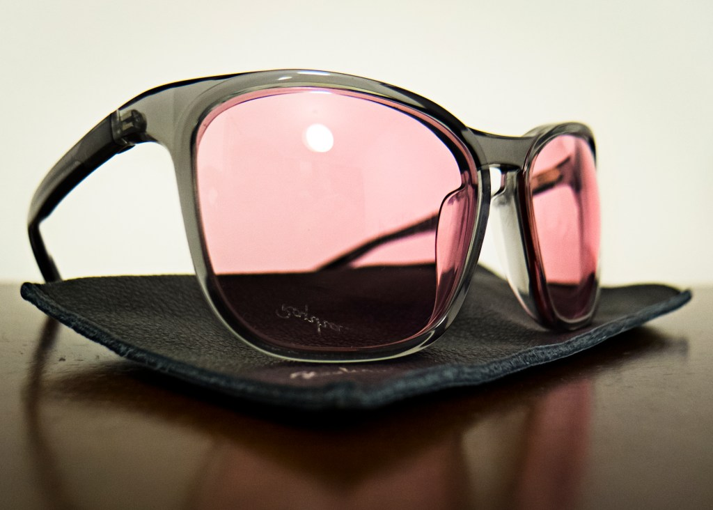 Rapha Classic sunglasses. Photo: Colin O'Brien/Element.ly