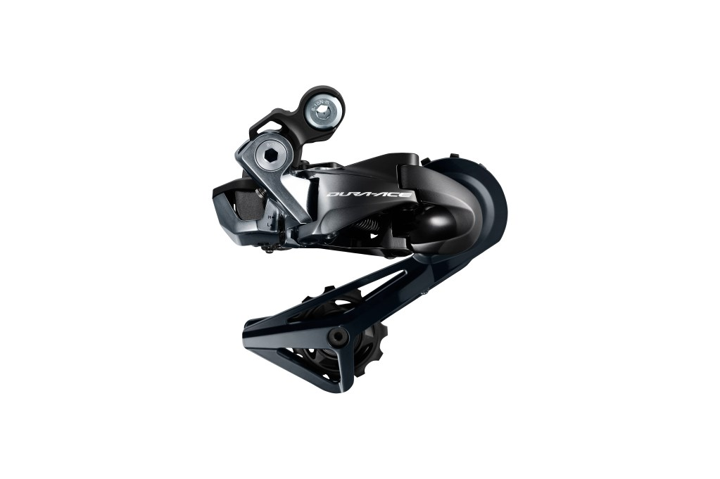 The Di2 electronic rear derailleur. photo: Shimano