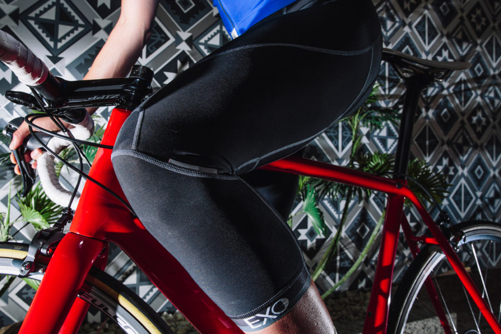 Giordana EXO compression knickers. Photo: Stephen Lam/element.ly